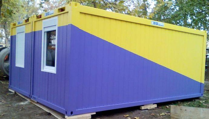 Baucontainer Abmessungen