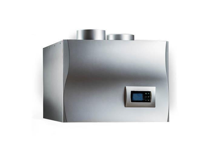 Brauchwasser oder Warmwasser Wärmepumpe ohne Boiler