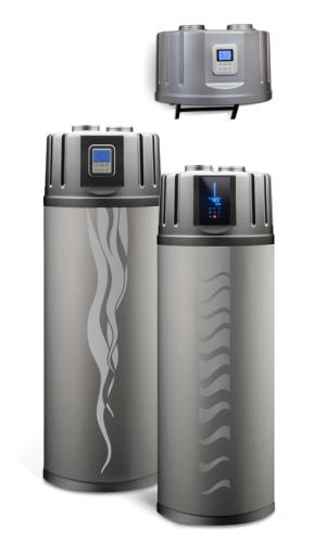 Brauchwasserwärmepumpe oder Wärmepumpenboiler