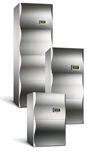 Wärmepumpe Mehrfamilienhaus (200 oder 150 liter)