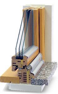holzfenster detail nach maß