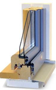 Holzfenster Lärche, Kiefer oder Eiche