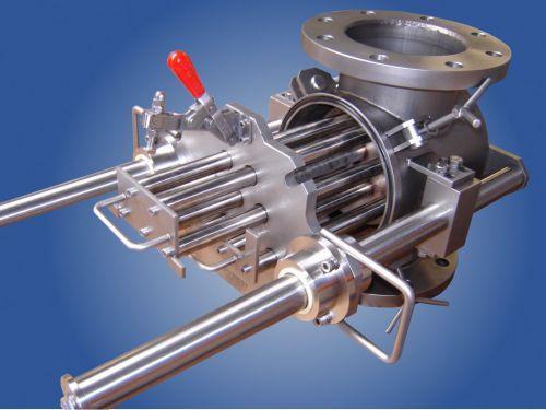 Metalldetektor Industrie Hersteller