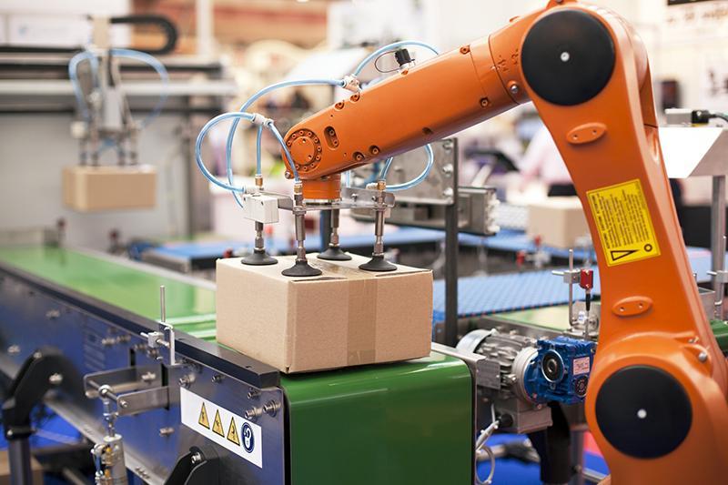 Vakuum Greifer für Roboter