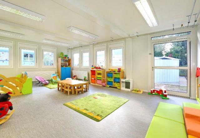 Kindergärten nach Mass